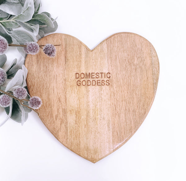 Domestic Goddess Chopping Board