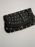 Beaded Silk Clutch