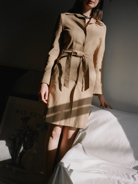 Guess Belted Trench