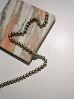 Sterling Bead Necklace