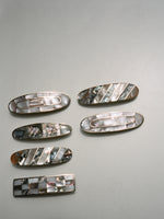 Mother of Pearl Barrettes