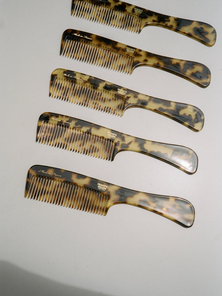 French Tortoise Combs