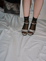 White Patent Platforms (7.5)
