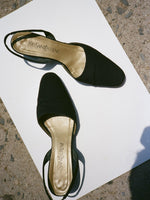Yves Saint Laurent Slingback Sandals
