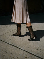 60s Perforated Leather Boots (9)