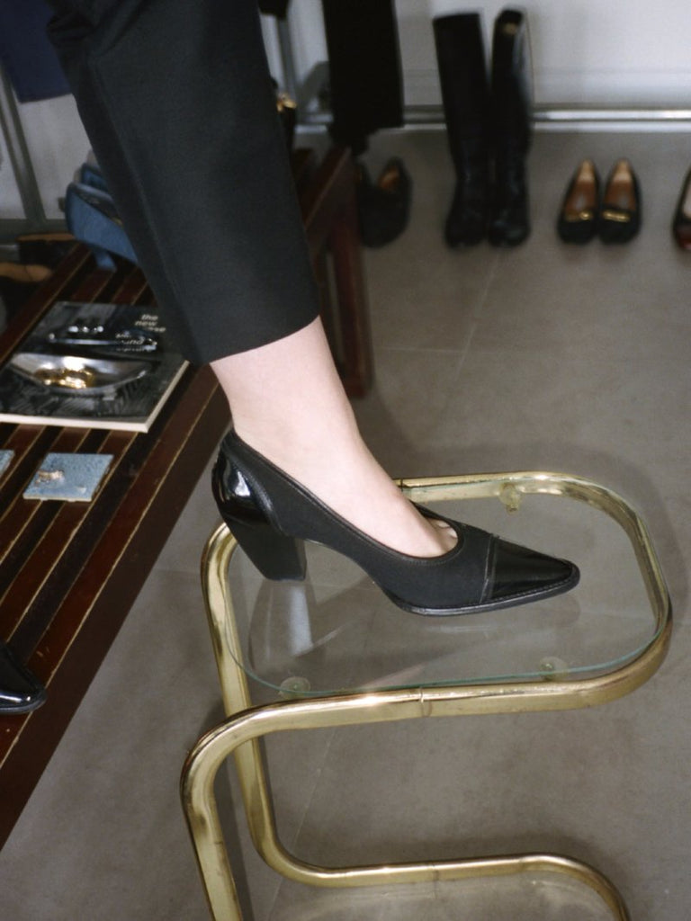 Walter Steiger Pointed Toe Pumps