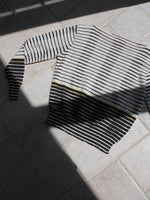 Striped Lacoste Sweater