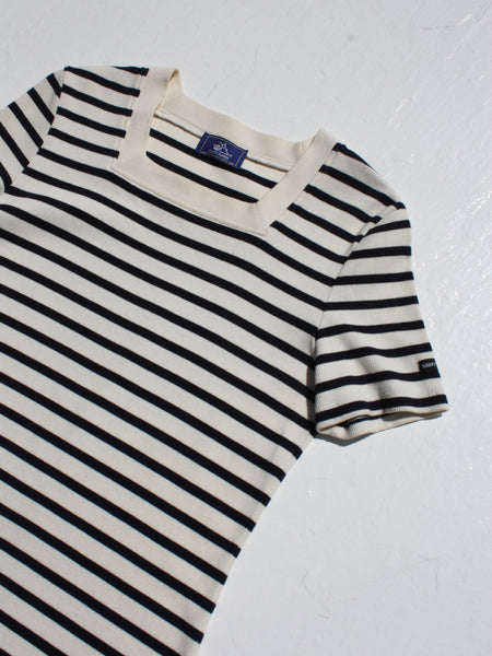 Saint James Breton Stripe Dress