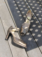 Ferragamo Copper Platforms (7)