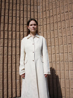 Tracy Reese White Coat