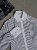 Anne Fontaine Striped Cotton Shirt