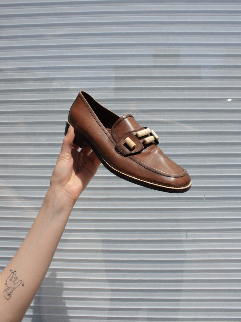 Cole Haan Leather Loafers (6.5)