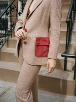 Ungaro Tweed Patch Pocket Suit