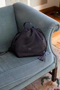 Tuscan Tassel Backpack