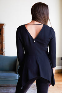 Florentine Nights V-Neck Tunic