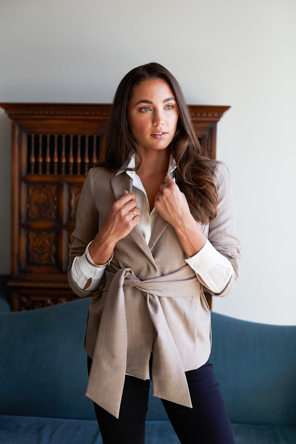 Two-in-One Timeless Blazer