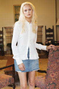 Sorrento Fringe Shirt