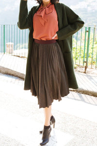 Modena Pleated Skirt