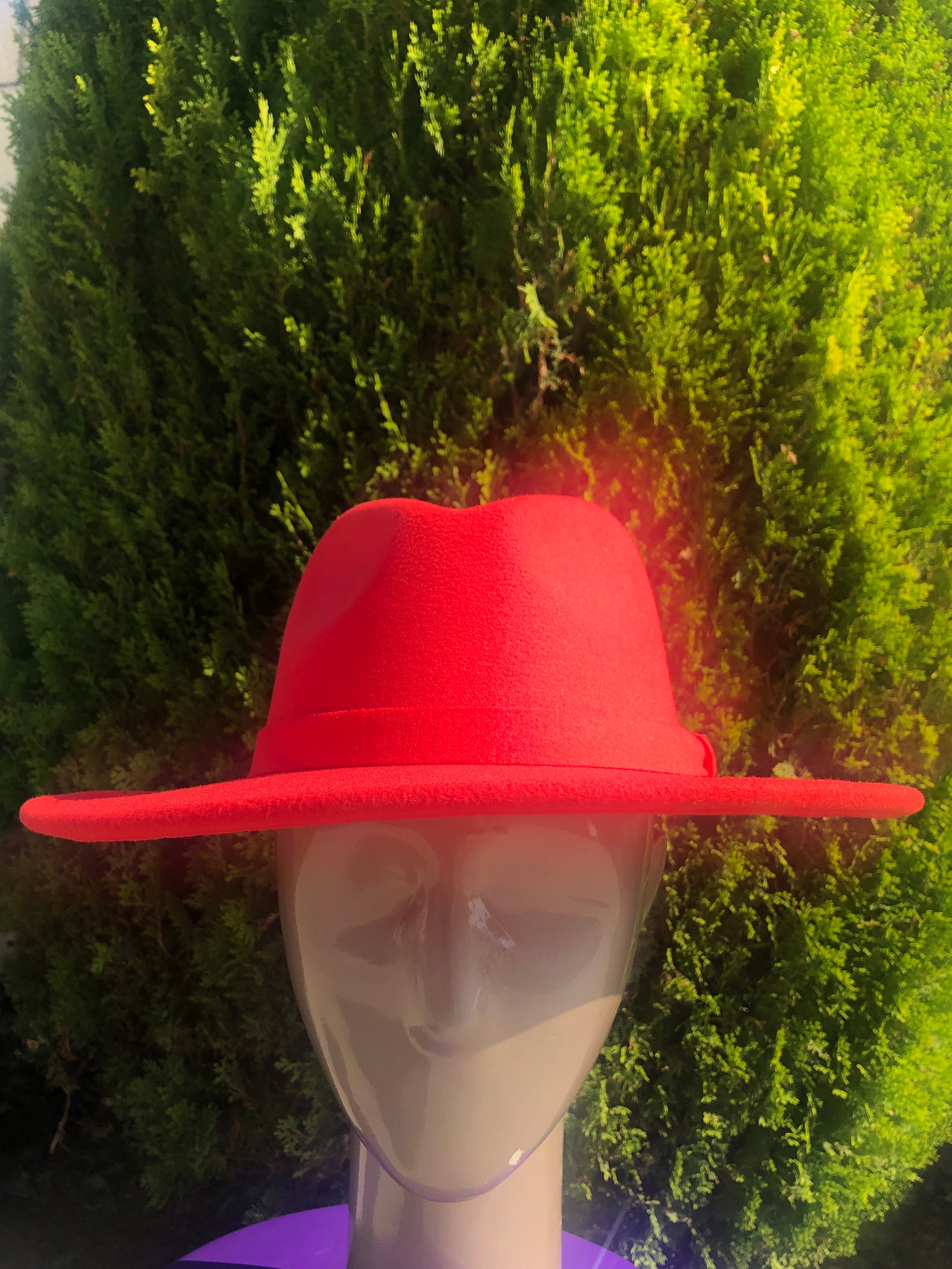 Fly Girl Fedora (5 Colors)