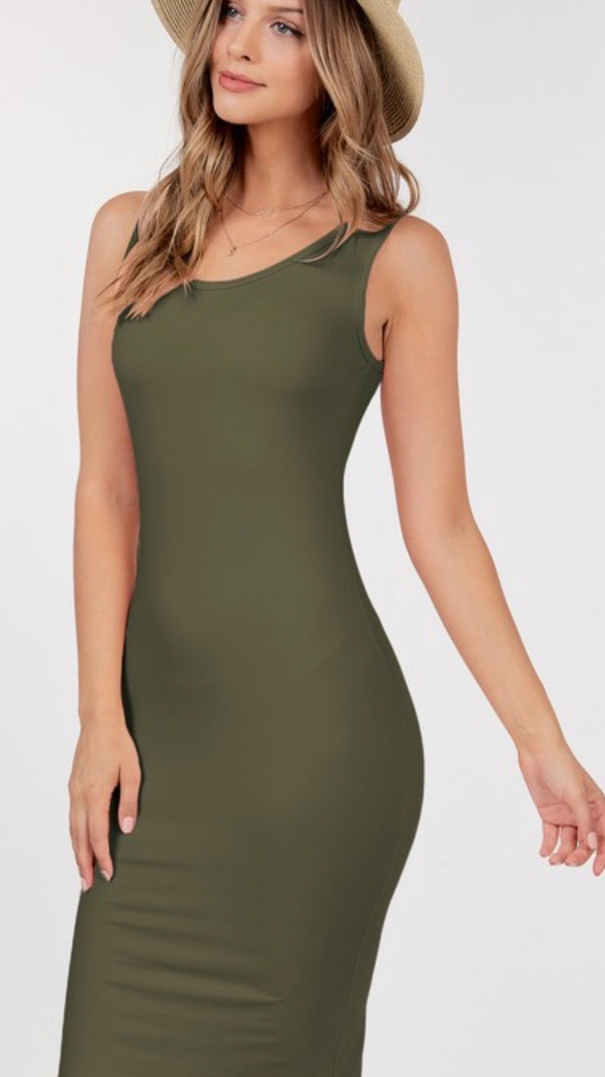 Not Your Basic Dress (3 Colors)