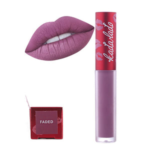 KADALADO Brand Make Up Waterproof Nude Lipstick Long Lasting Liquid Matte Lipstick Kit Lip Gloss Cosmetics Lipgloss Lip Makeup