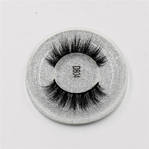 LEHUAMAO Mink Eyelashes 3D Mink Lashes Thick HandMade Full Strip Lashes Cruelty Free Mink Lashes 13 Style False Eyelashes Makeup