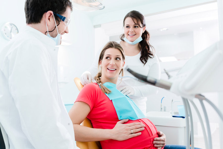 What To Expect When You're Expecting – Bundles Of Plaque, Gingivitis And More!