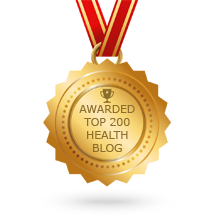 Awarded Top 200 Health Blog