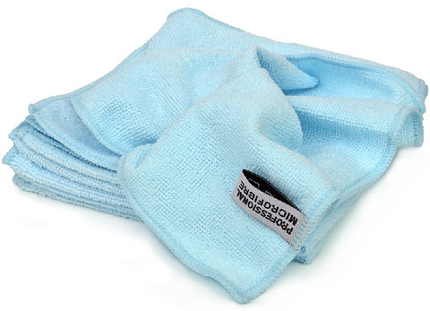 Economy Microfibre Cloths Valet Car Cleaning - New Image Car Care Limited