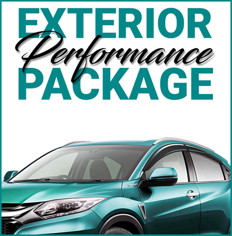 Exterior Performance Package Valet Car Cleaning - New Image Car Care Limited