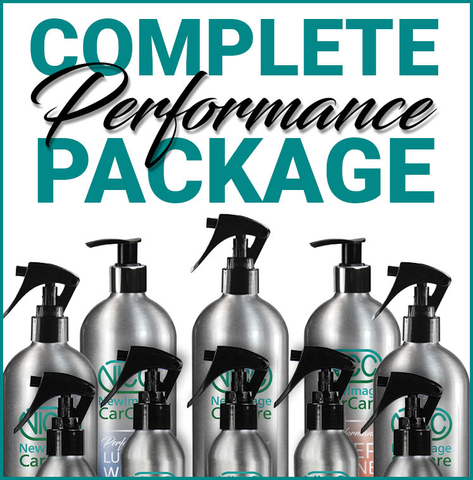 Complete Performance Package Valet Car Cleaning - New Image Car Care Limited