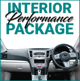 Interior Performance Package Valet Car Cleaning - New Image Car Care Limited