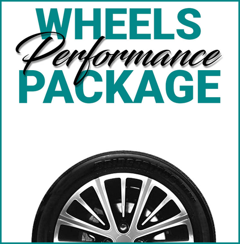 Wheels Performance Package Valet Car Cleaning - New Image Car Care Limited