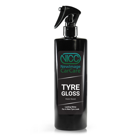 Tyre Gloss Valet Car Cleaning - New Image Car Care Limited