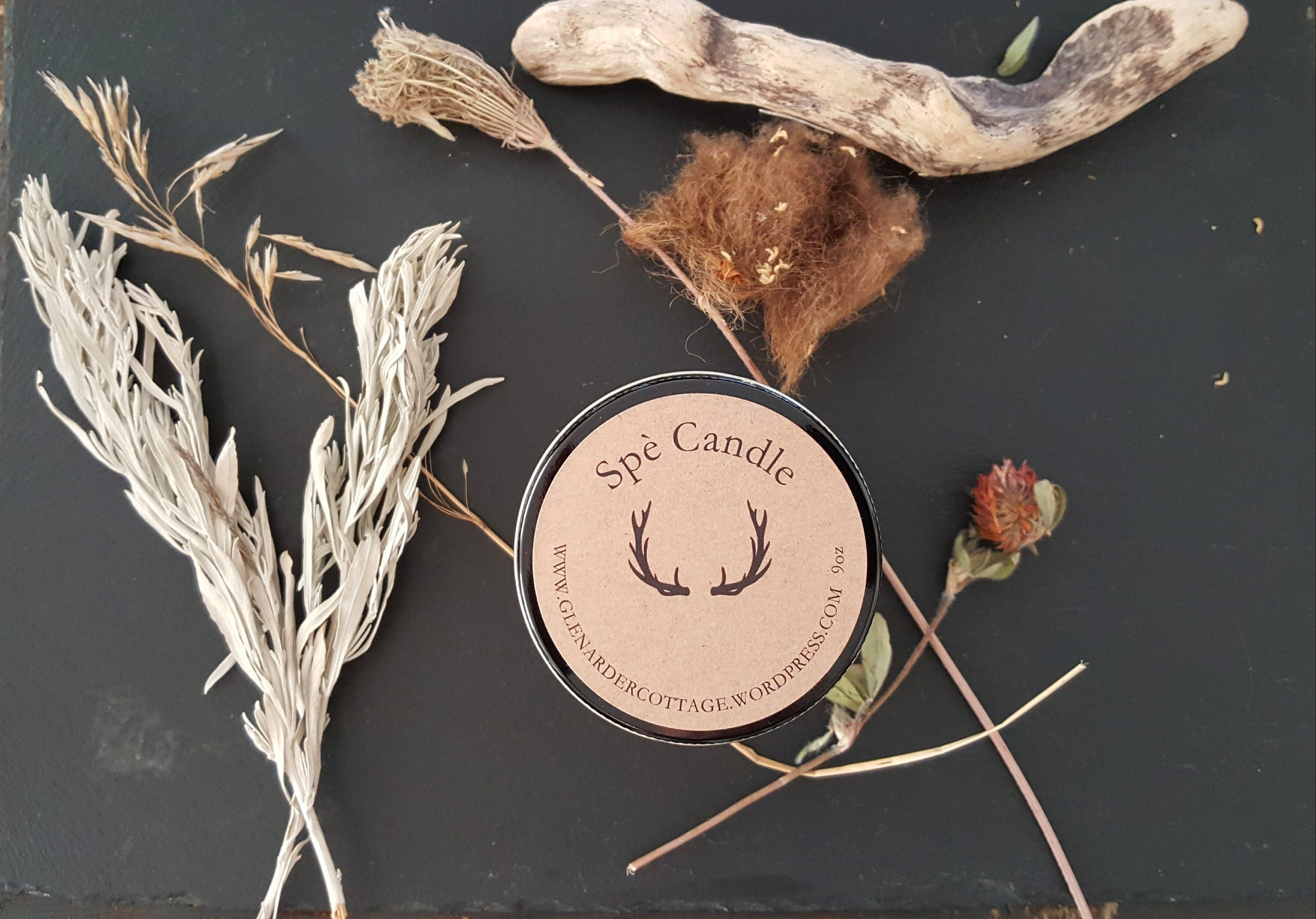 Natural soy candles hand made in Scotland. Inspired by the natural beauty and scents of Scotland