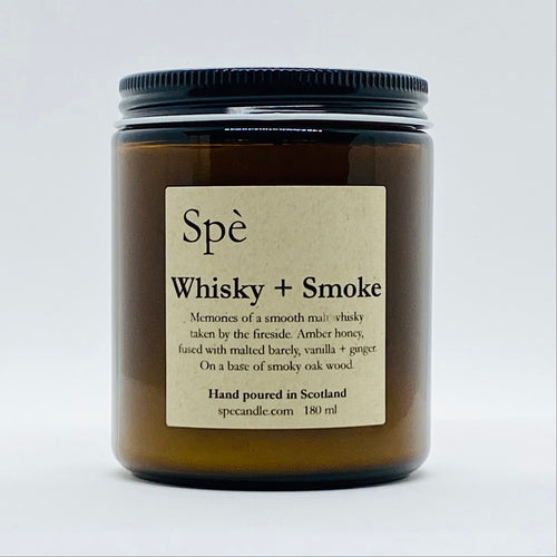 WHISKY + SMOKE