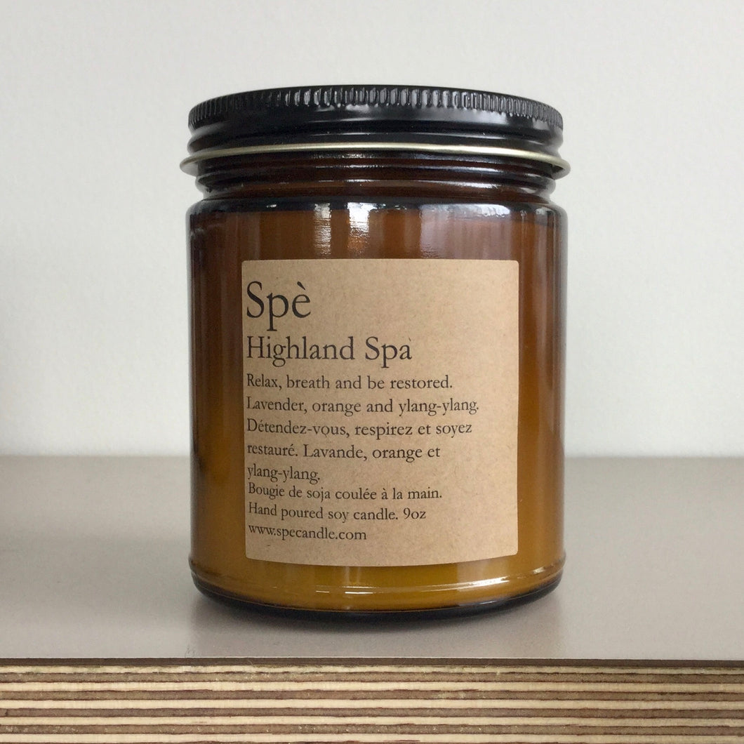 Highland Spa