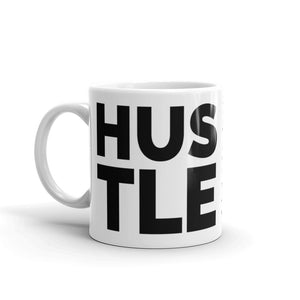 Hustle Motivation Coffee Mug - Explicit