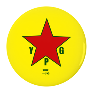 ypg button - Bread and Roses Apparel