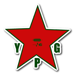 YPG Sticker - Bread and Roses Apparel