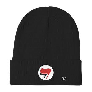 Antifa Beanie - Bread and Roses Apparel
