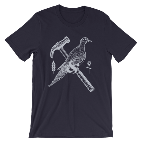 Dove and Hammer Tee