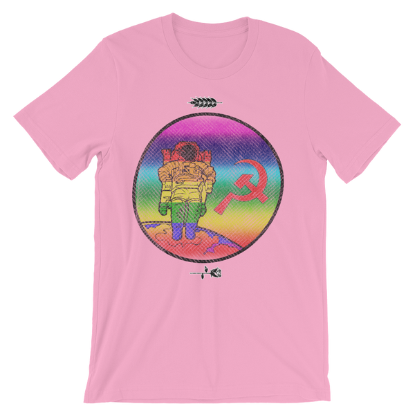 Gay Space Communism Tee - Bread and Roses Apparel