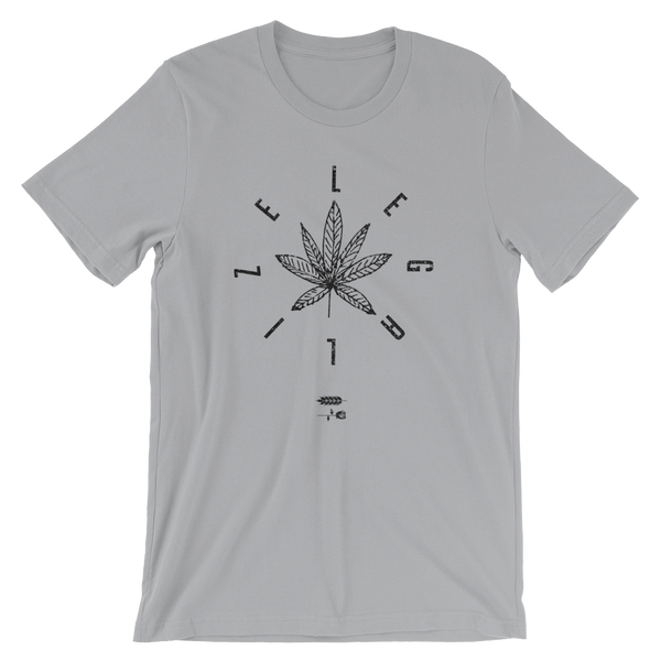 Legalize Tee - Bread and Roses Apparel