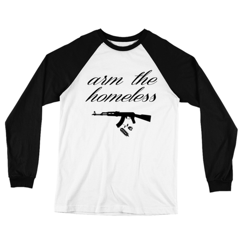 Arm the Homeless Tee
