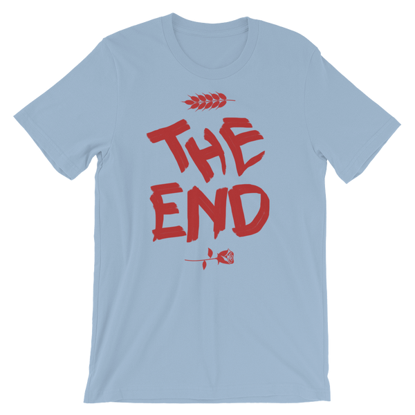 The End Tee - Bread and Roses Apparel