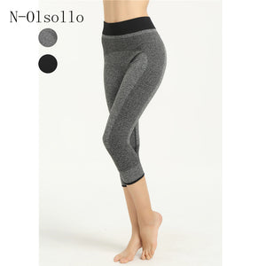 Woman  Short Leggings High Waist