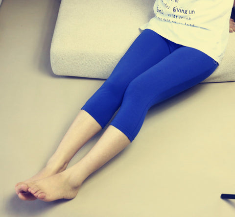New Arrival Sexy Solid  Women Summer Leggings