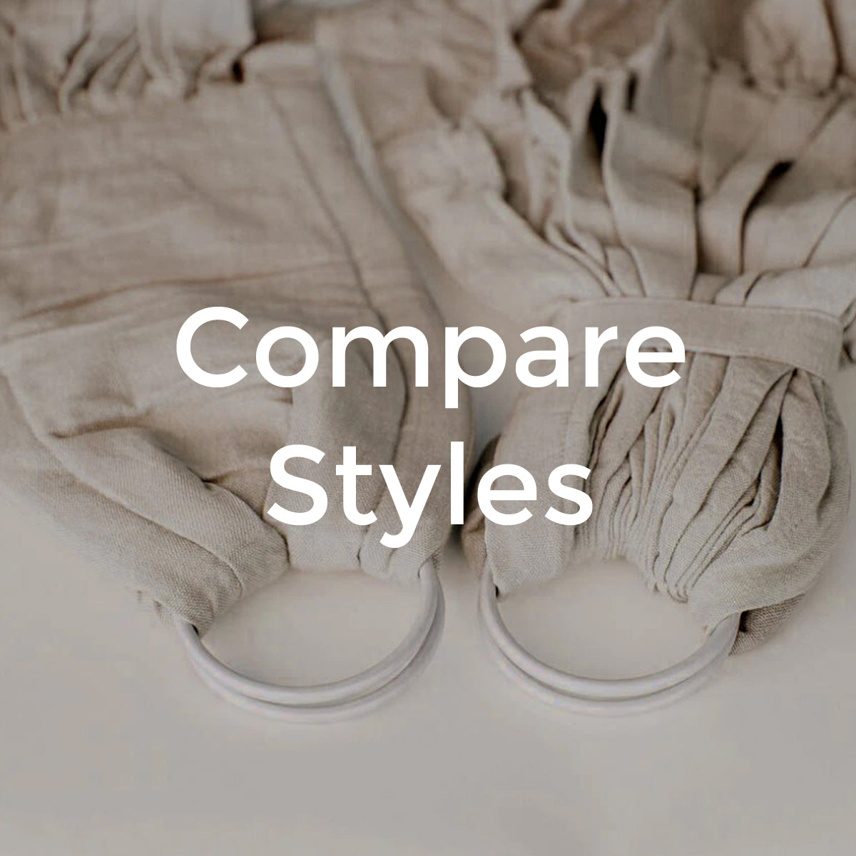 Compare Ring Sling Styles