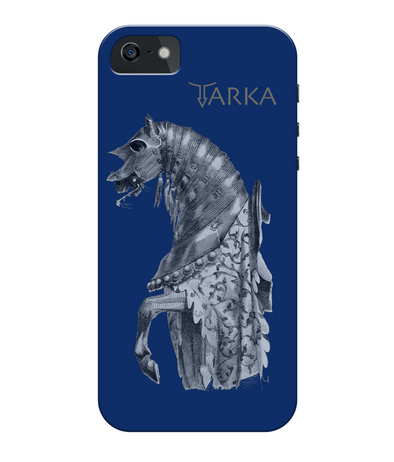 iPhone 5c Full Wrap Case Horse Tarka